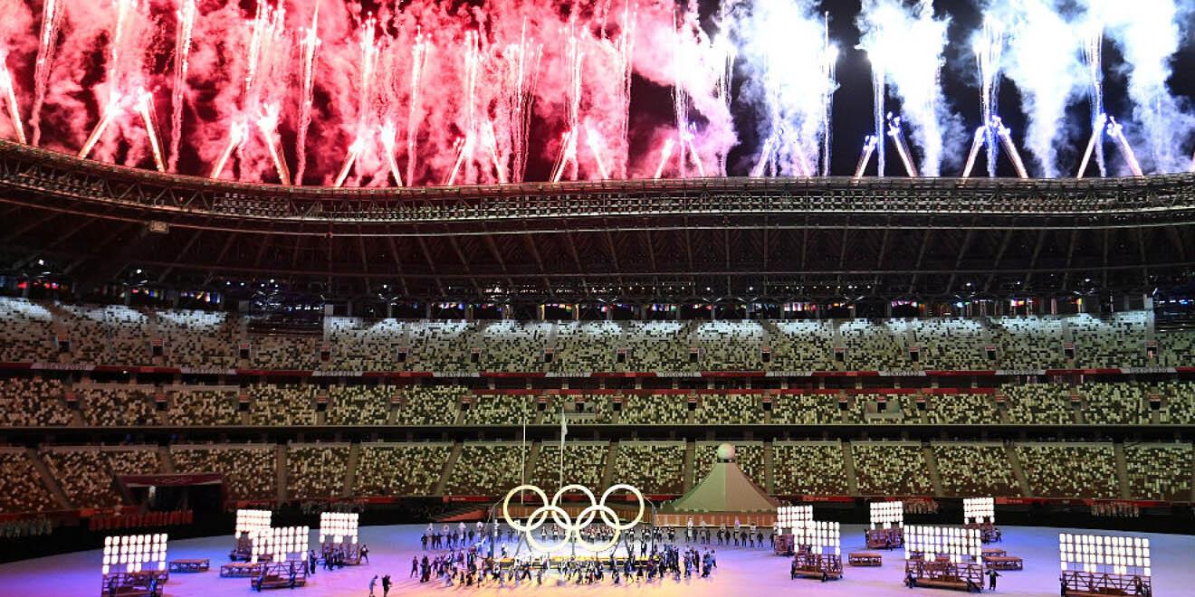 Apertura de Juegos Olímpicos de Tokio 2020 fue ambientada con música de videojuegos   El Imparcial de Oaxaca