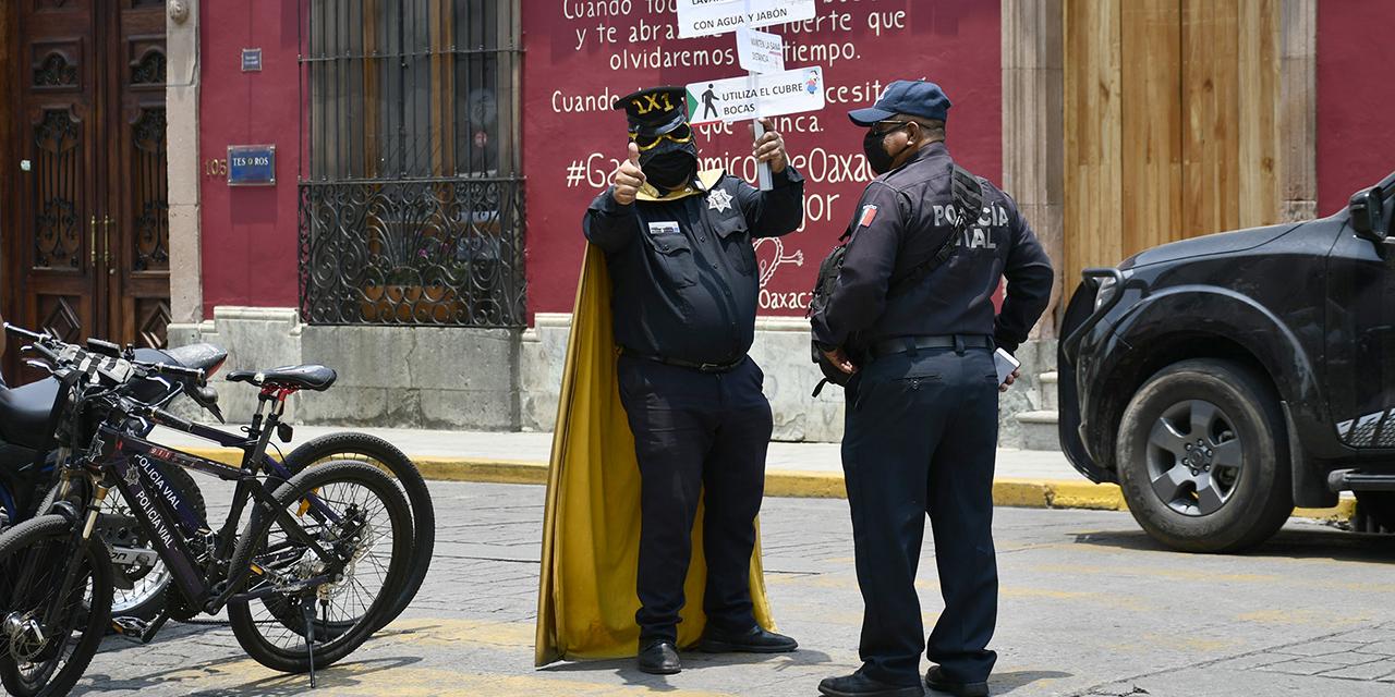 """Policía vial """"Guupa Yoo"""" cumple 3 años   El Imparcial de Oaxaca"""