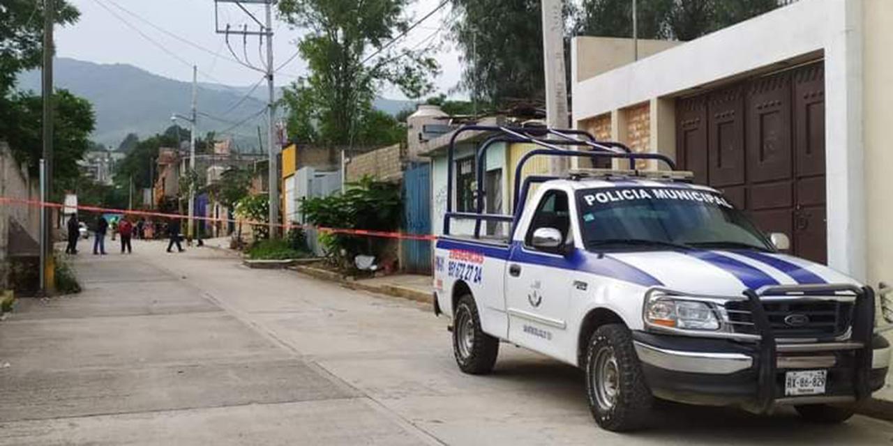Lo hallan colgado en San Antonio de la Cal | El Imparcial de Oaxaca