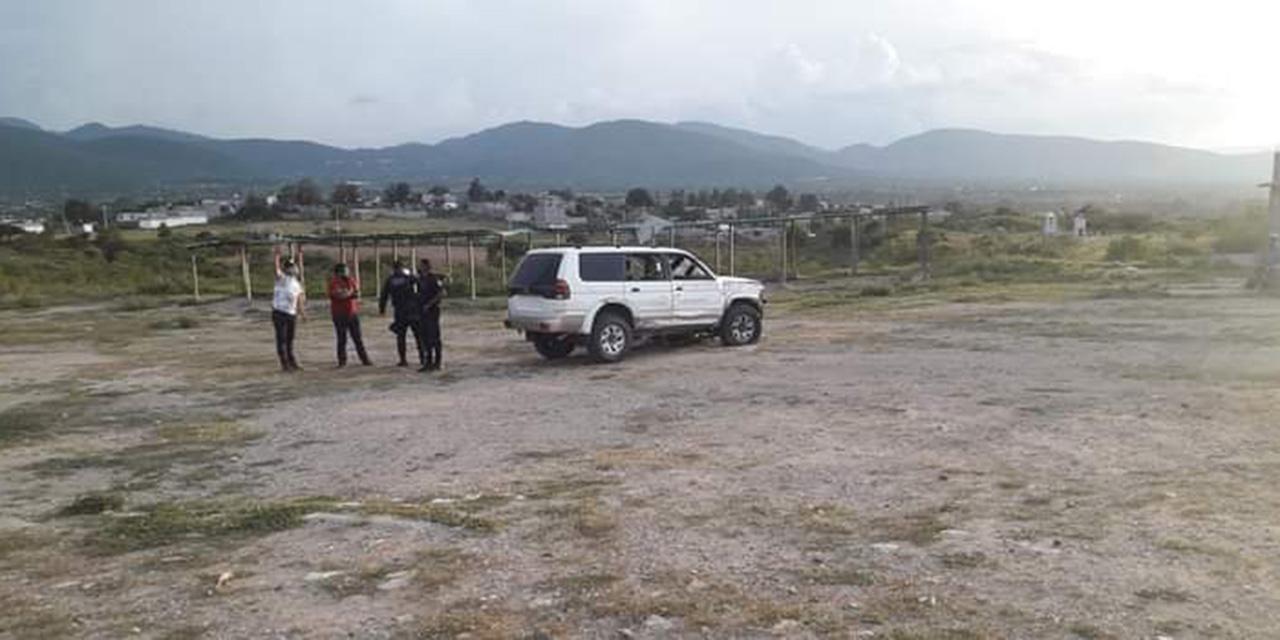 Sale del camino y  destroza locales en Baratillo de Miahuatlán | El Imparcial de Oaxaca