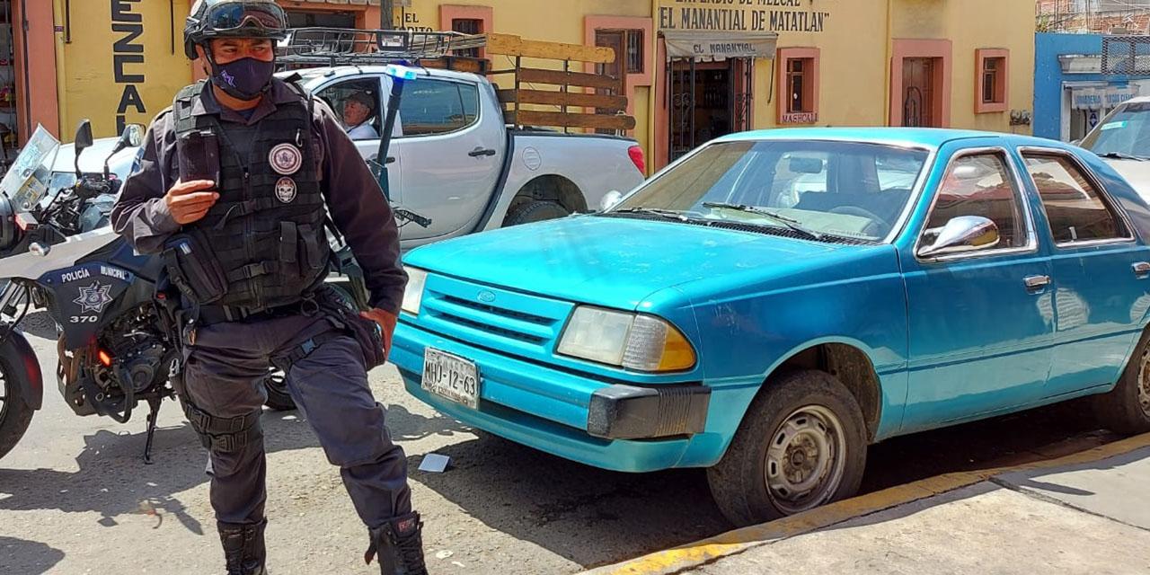 Violento atraco a una mujer en Oaxaca | El Imparcial de Oaxaca