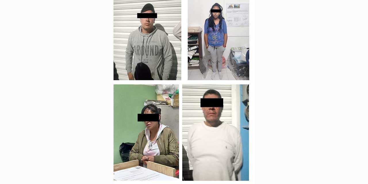 En libertad presuntos defraudadores   El Imparcial de Oaxaca