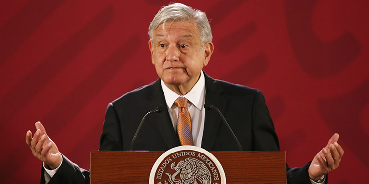 López Obrador anuncia que se revisará la vigencia de Pegasus | El Imparcial de Oaxaca
