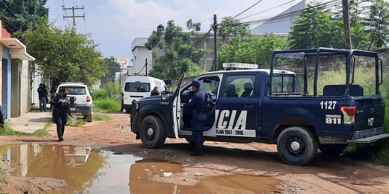 Hallan muerto a un hombre en la Reforma Agraria | El Imparcial de Oaxaca