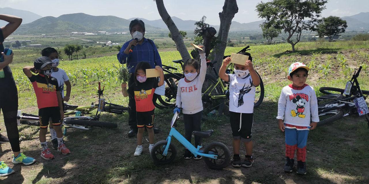 Infantiles responden en la montaña   El Imparcial de Oaxaca