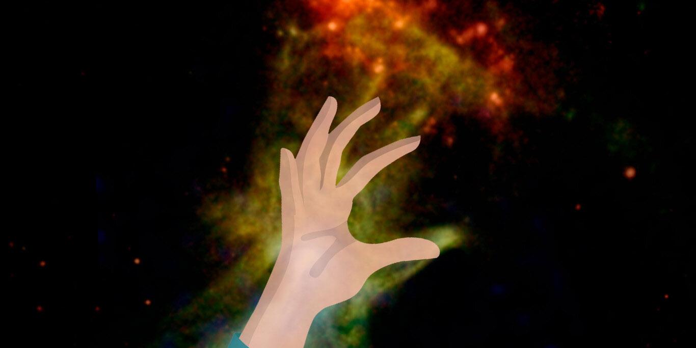 Así fue como la NASA dio a conocer 'la mano de Dios' combinando datos y rayos X | El Imparcial de Oaxaca