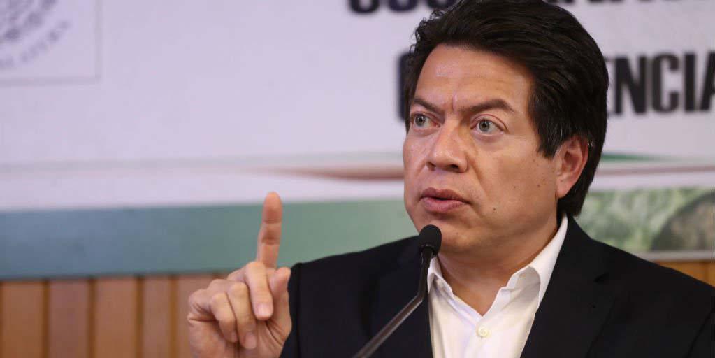 Mario Delgado anuncia que el candidato de Morena será elegido por encuesta | El Imparcial de Oaxaca