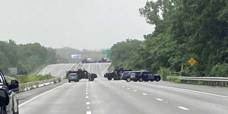 Resultado del tiroteo en autopista de Massachusetts deja 11 detenidos | El Imparcial de Oaxaca