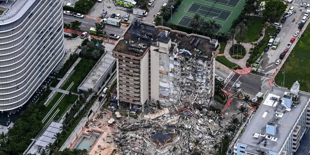 Finaliza búsqueda de sobrevivientes en edificio colapsado en Miami; hay 86 desaparecidos | El Imparcial de Oaxaca