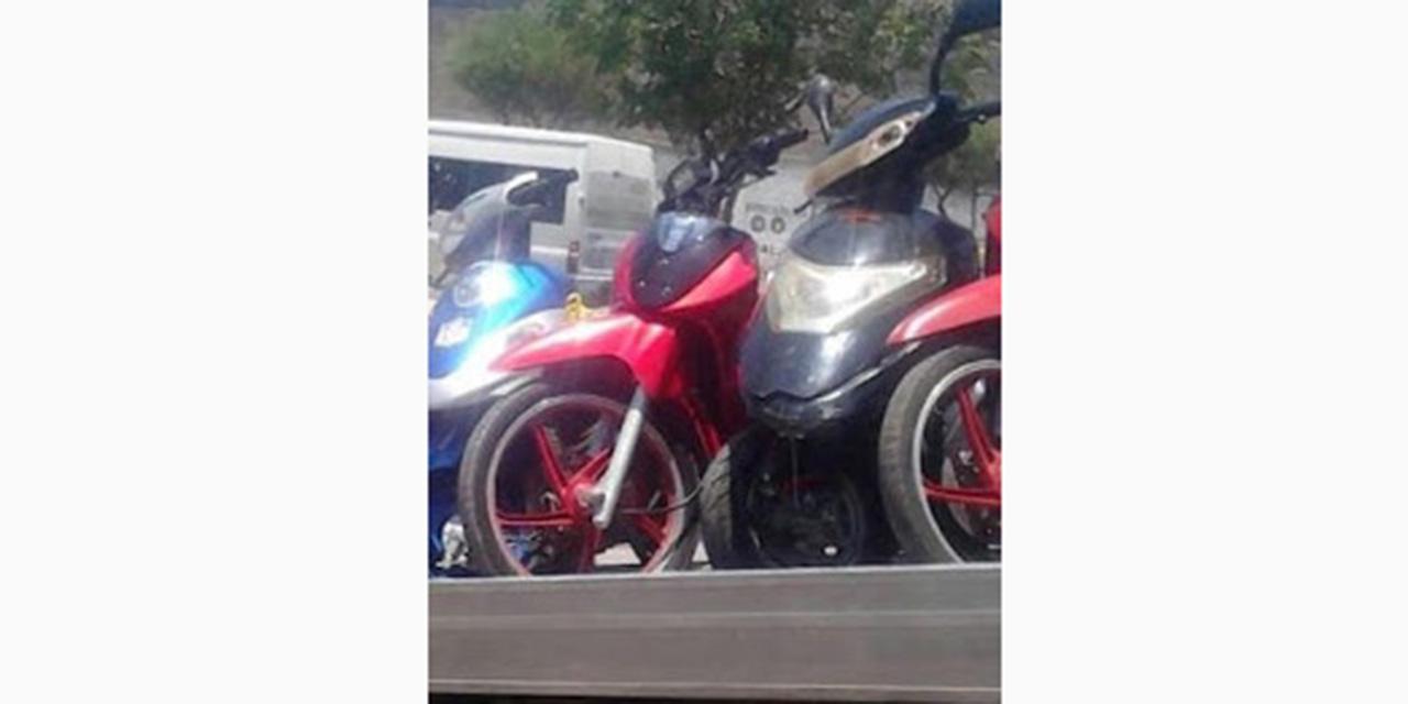 Aseguran motocicletas por falta de documentos   El Imparcial de Oaxaca