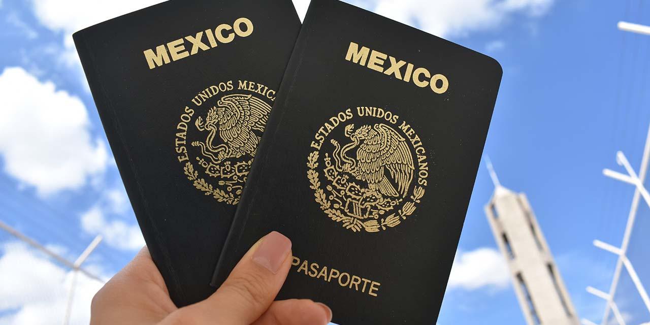 Reportan fallas en sistema para la emisión de pasaportes | El Imparcial de Oaxaca