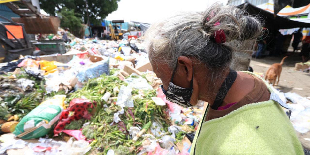 La pepena, única forma de hallar recursos para comer | El Imparcial de Oaxaca