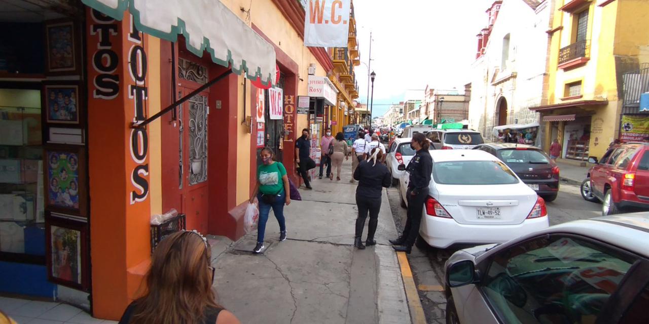 Lo sorprende la muerte en hotel del Centro Histórico | El Imparcial de Oaxaca