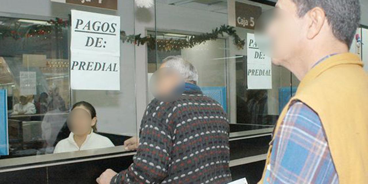 Proponen reingeniería fiscal para fortalecer impuesto predial | El Imparcial de Oaxaca