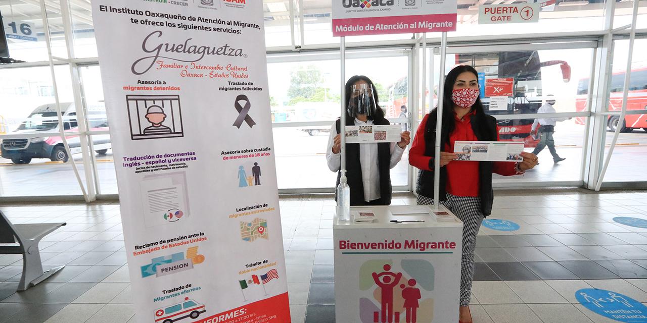 Estiman llegada de 5 mil paisanos por vacaciones | El Imparcial de Oaxaca