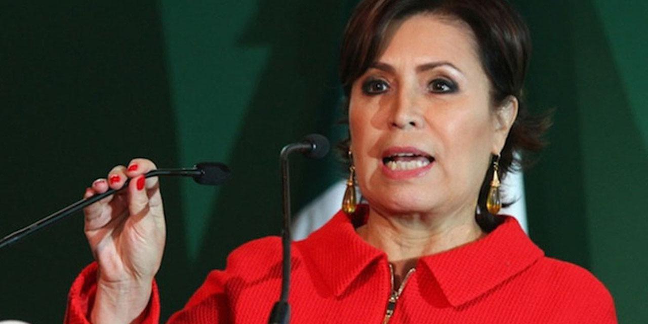 Decreto para liberación de reos podría beneficiar a políticos como Rosario Robles   El Imparcial de Oaxaca