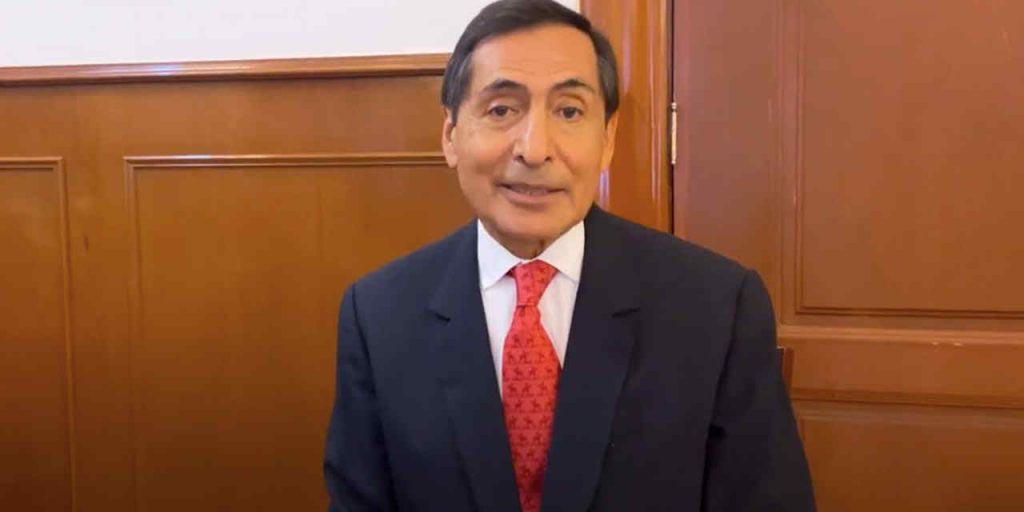 Designan a Rogelio Ramírez de la O como nuevo titular de la Secretaría de Hacienda   El Imparcial de Oaxaca