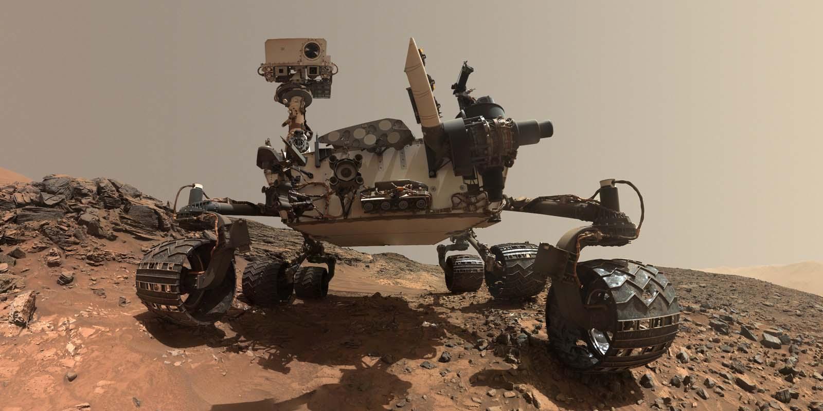 Rover de la NASA tomará primeras muestras de rocas de Marte   El Imparcial de Oaxaca