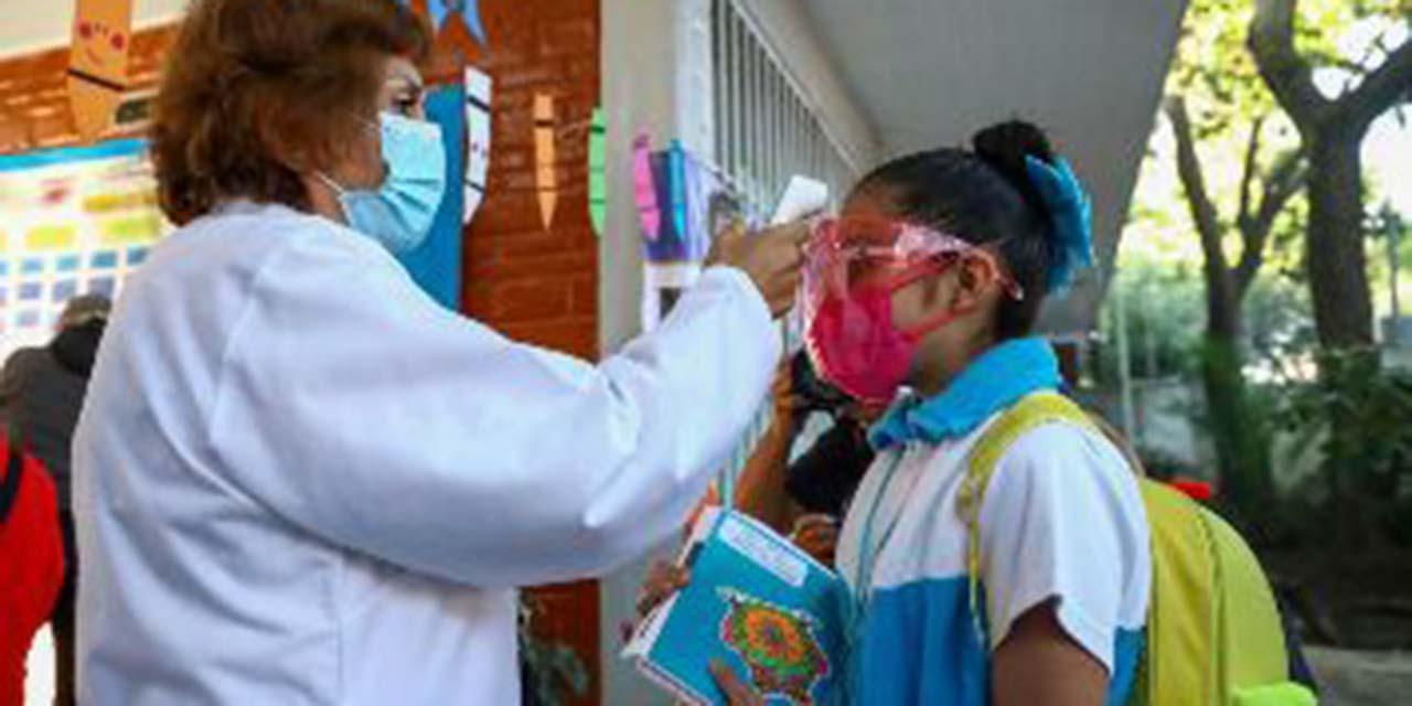 Quince estados ya preparan el regreso a clases   El Imparcial de Oaxaca