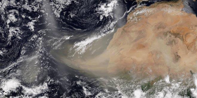 Conagua advierte sobre nube de polvo del Sahara que pasará sobre 6 estados de México | El Imparcial de Oaxaca
