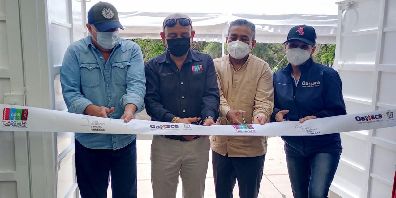 Abre sus puertas espacio al deporte   El Imparcial de Oaxaca
