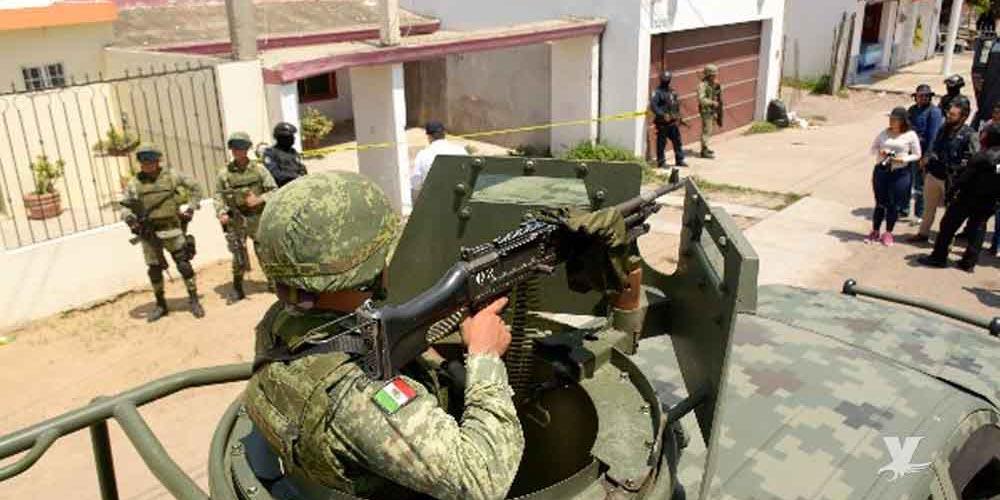 Elementos de la Sedena abaten a cinco delincuentes en Tamaulipas   El Imparcial de Oaxaca