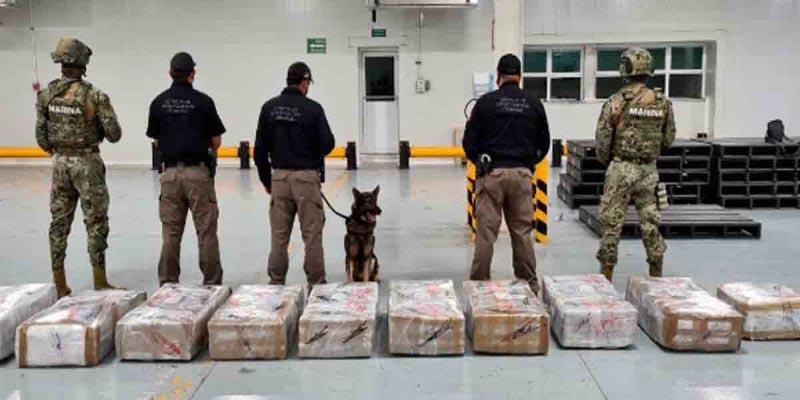 SEMAR aseguró un aproximado de 182 Kilos de cocaína en Chiapas | El Imparcial de Oaxaca