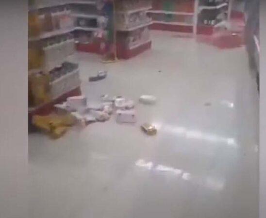 Se difunden en redes videos del sismo en Panamá y Costa Rica