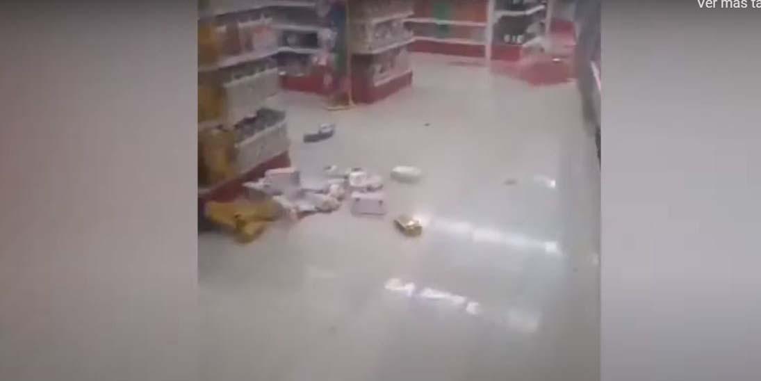 Se difunden en redes videos del sismo en Panamá y Costa Rica | El Imparcial de Oaxaca