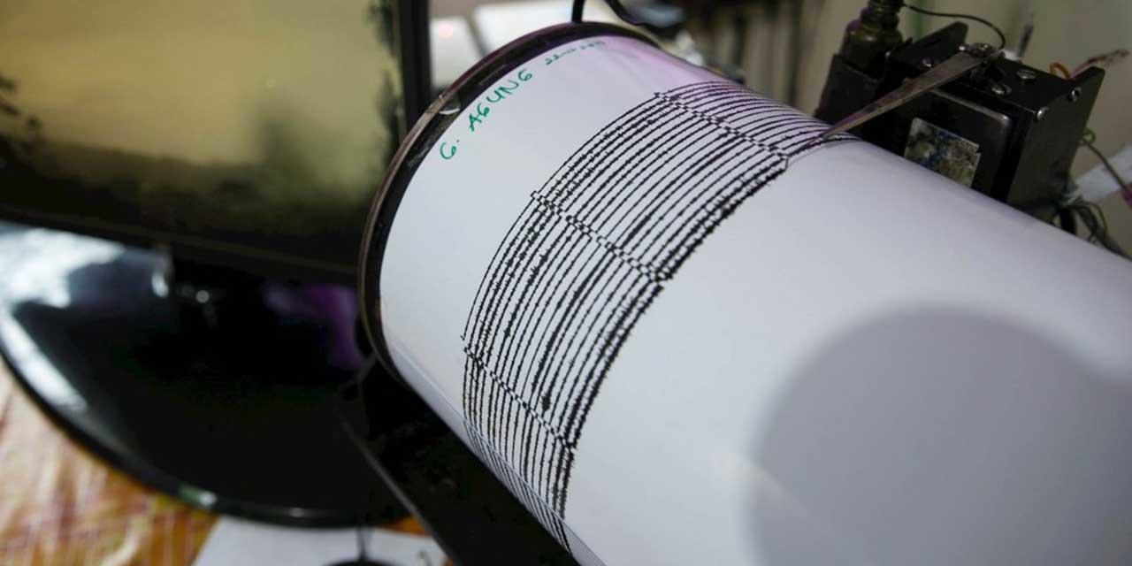 Seis sismos de mediana intensidad sacuden a Oaxaca | El Imparcial de Oaxaca