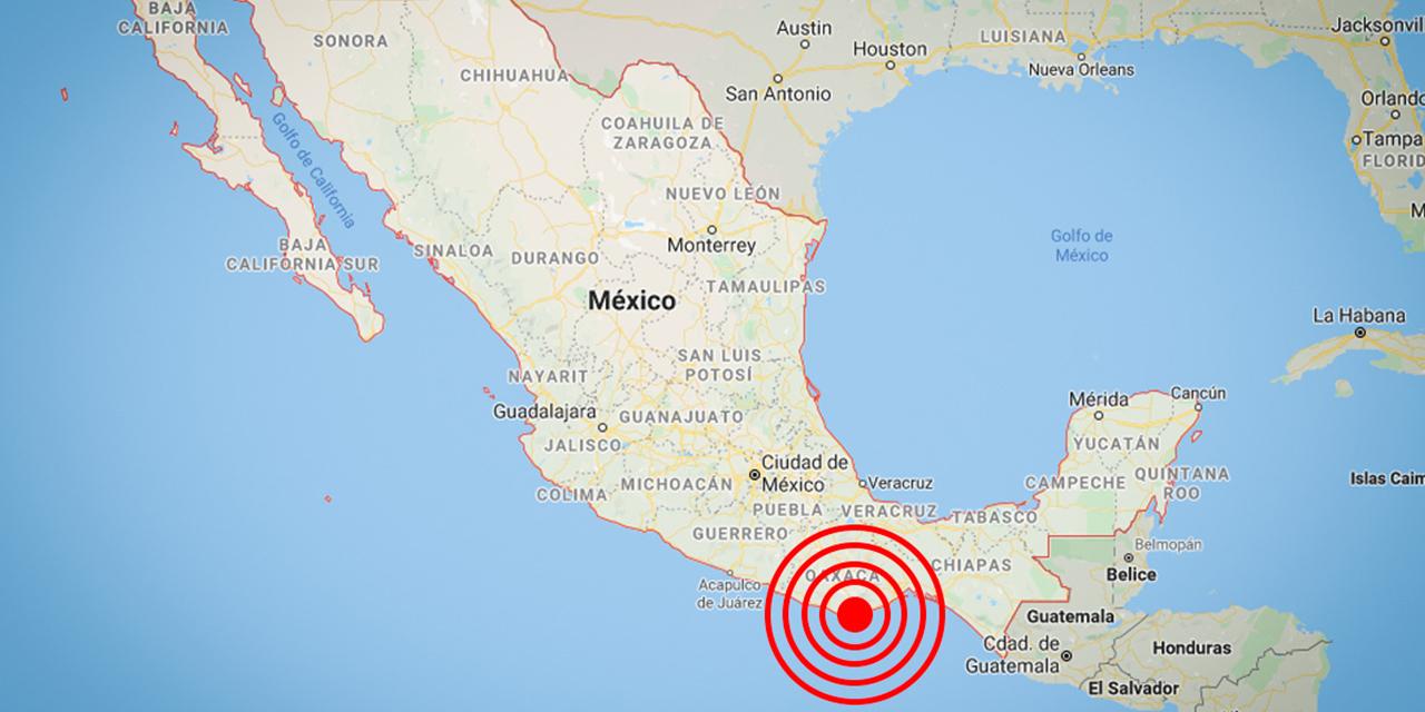En tres días sacuden 68 sismos en Oaxaca | El Imparcial de Oaxaca