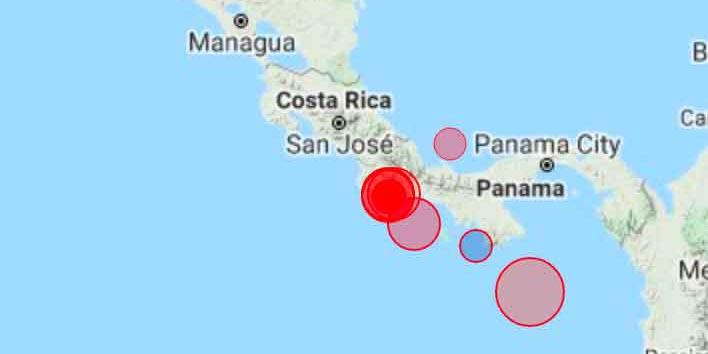 Sismo de 6.1 grados sacude a Panamá; no se reportan daños al momento   El Imparcial de Oaxaca