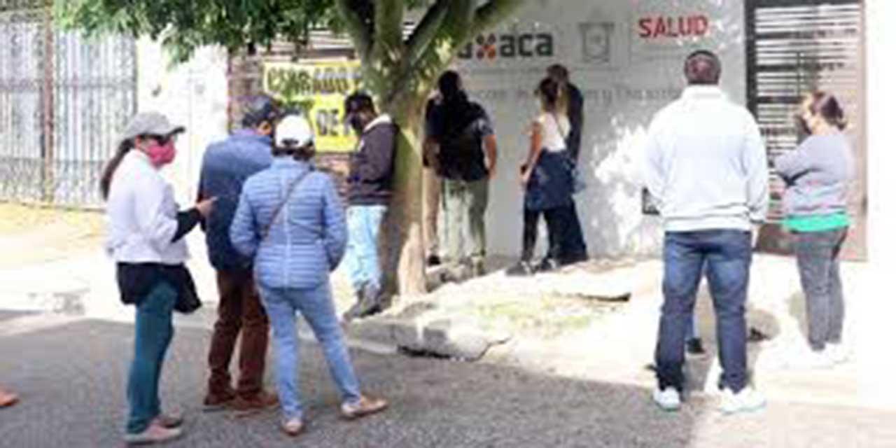 Informa titular de SSO que han liquidado 5 de 7 mdp de adeudos | El Imparcial de Oaxaca