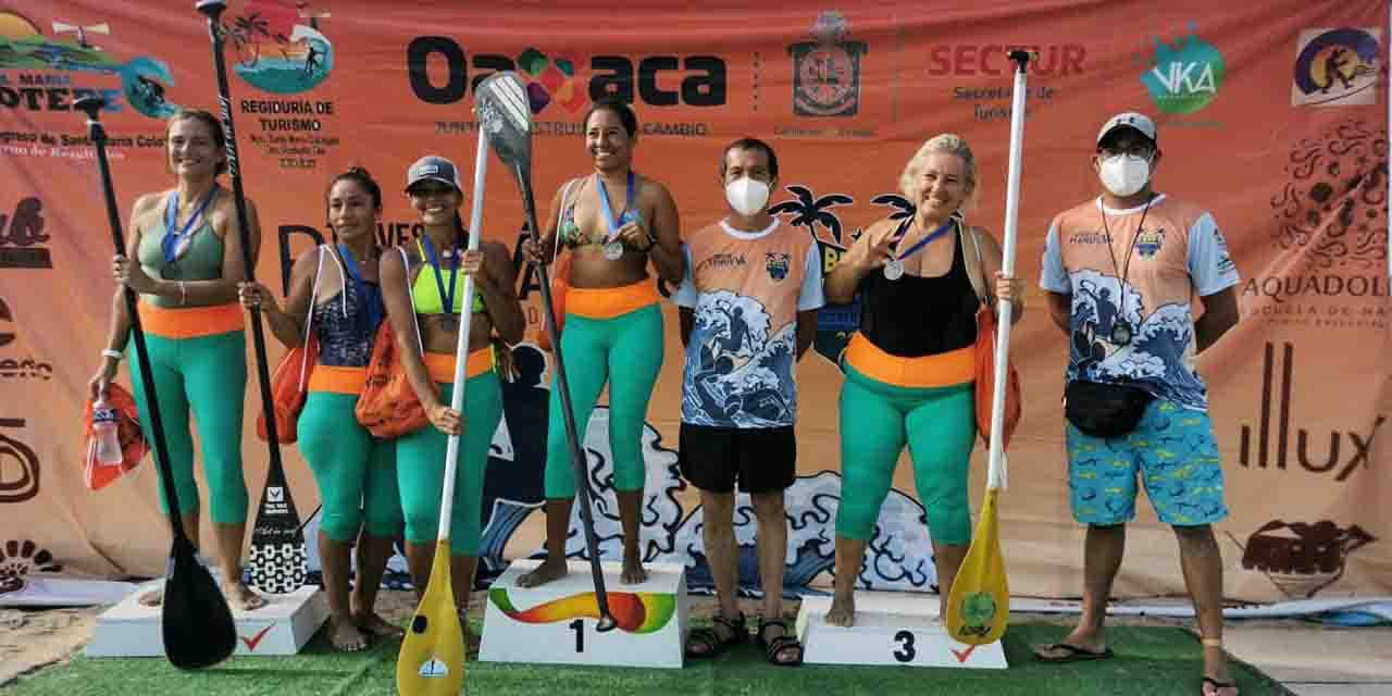 Inició la Travesía de aguas abiertas Renueva y Beach Waterpolo, en Puerto Escondido   El Imparcial de Oaxaca