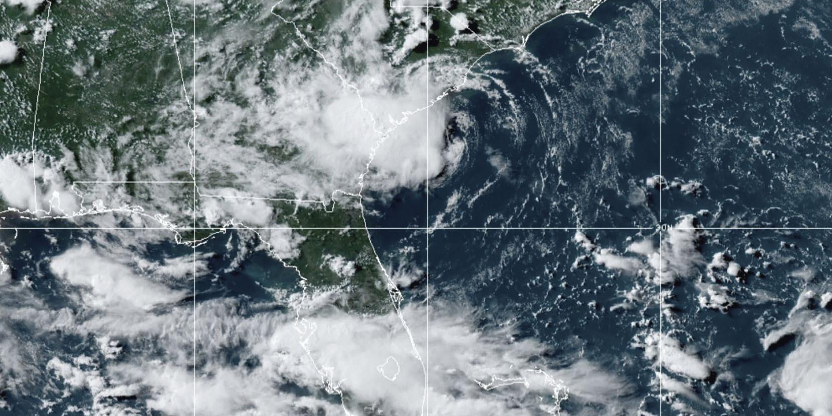 Tormenta tropical 'Elsa' azota y lastima a República Dominicana y Haití   El Imparcial de Oaxaca