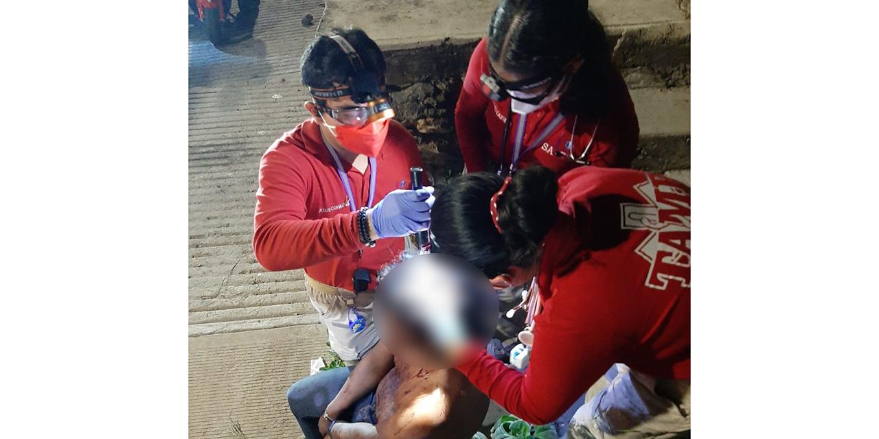 Motociclista arrolla a una adulta mayor en carretera a Monte Albán | El Imparcial de Oaxaca