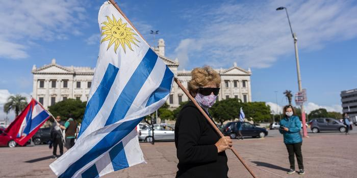 Primeros casos de la variante Delta son detectados en Uruguay | El Imparcial de Oaxaca