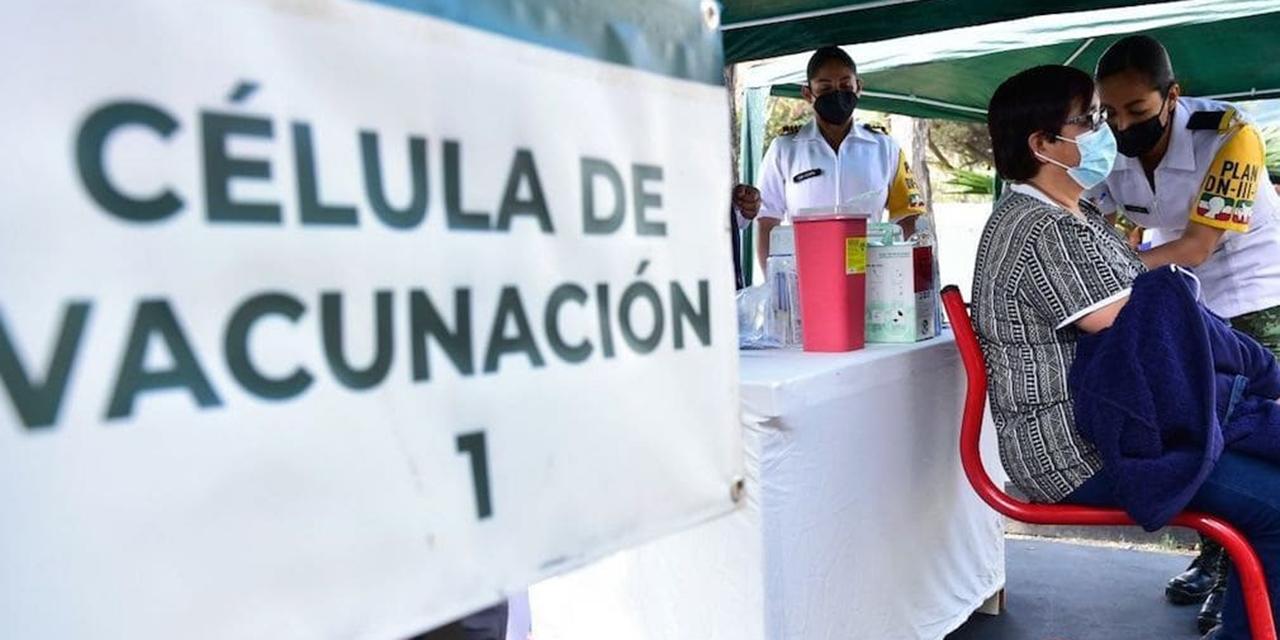 Inician pre registro en Oaxaca para recibir vacuna a mayores de 18 años | El Imparcial de Oaxaca
