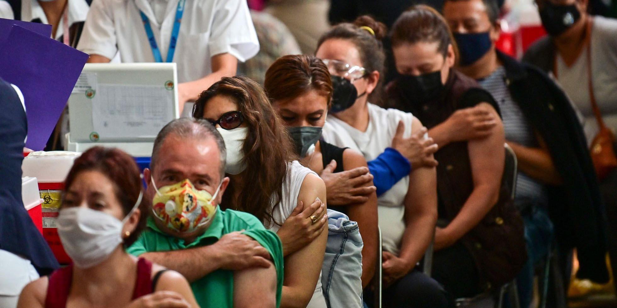 Secretaría de Salud da de 'alta' a inmunizados por covid   El Imparcial de Oaxaca
