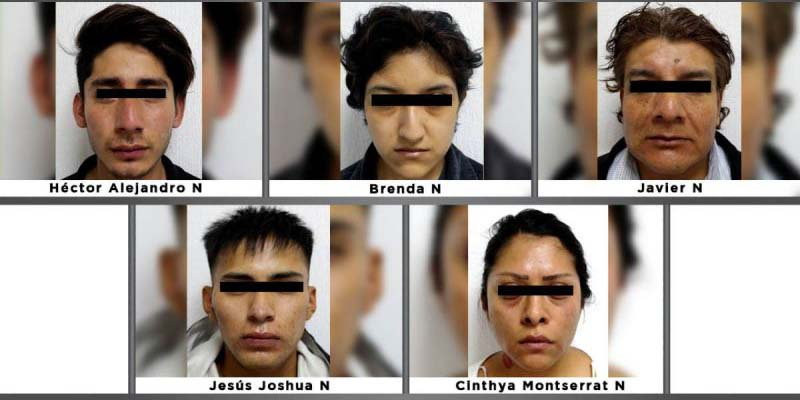 Rescatan a abuelita que estaba secuestrada en Edomex, detienen a 5 personas   El Imparcial de Oaxaca