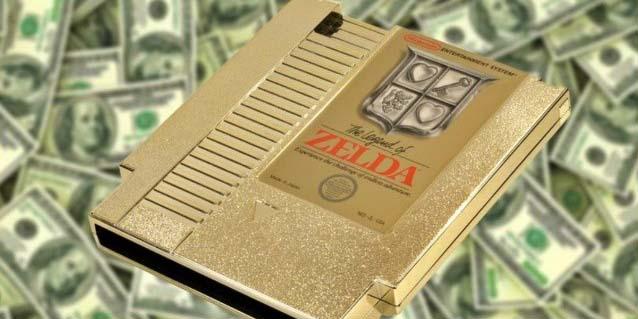 ¡Revisa bien tus videojuegos!, cartucho de Zelda fue rematado en 870 mil dólares | El Imparcial de Oaxaca
