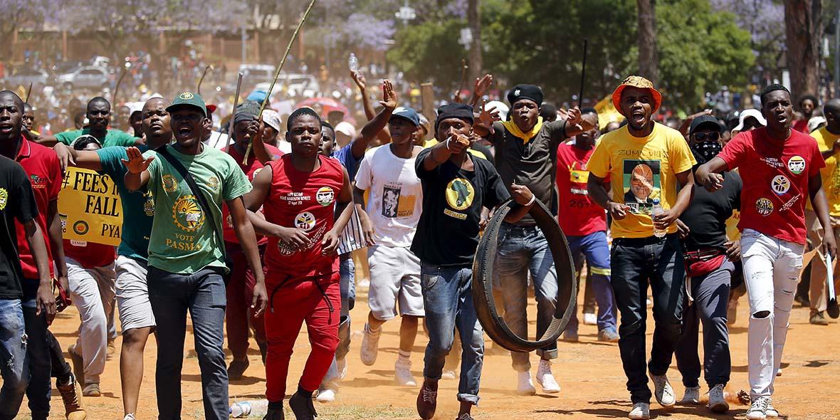 Tras encarcelamiento del presidente Zuma, incendian y saquean Sudáfrica | El Imparcial de Oaxaca