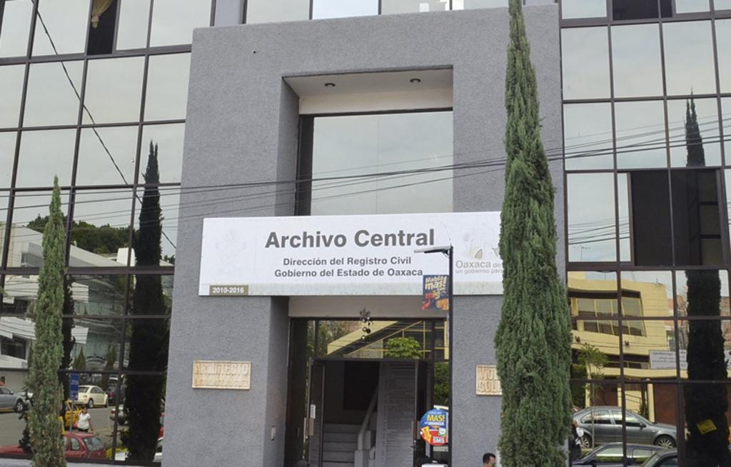 Por casos Covid-19 desinfectarán las oficinas del Registro Civil | El Imparcial de Oaxaca