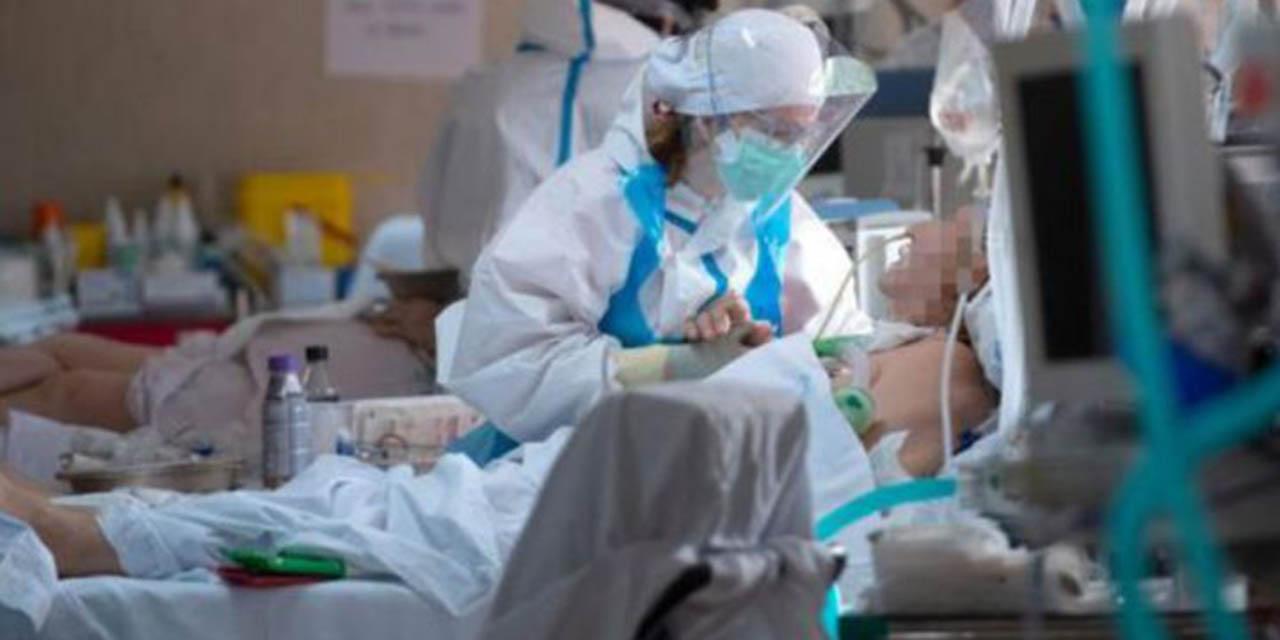 Hospitalizados, quienes no se han vacunado   El Imparcial de Oaxaca