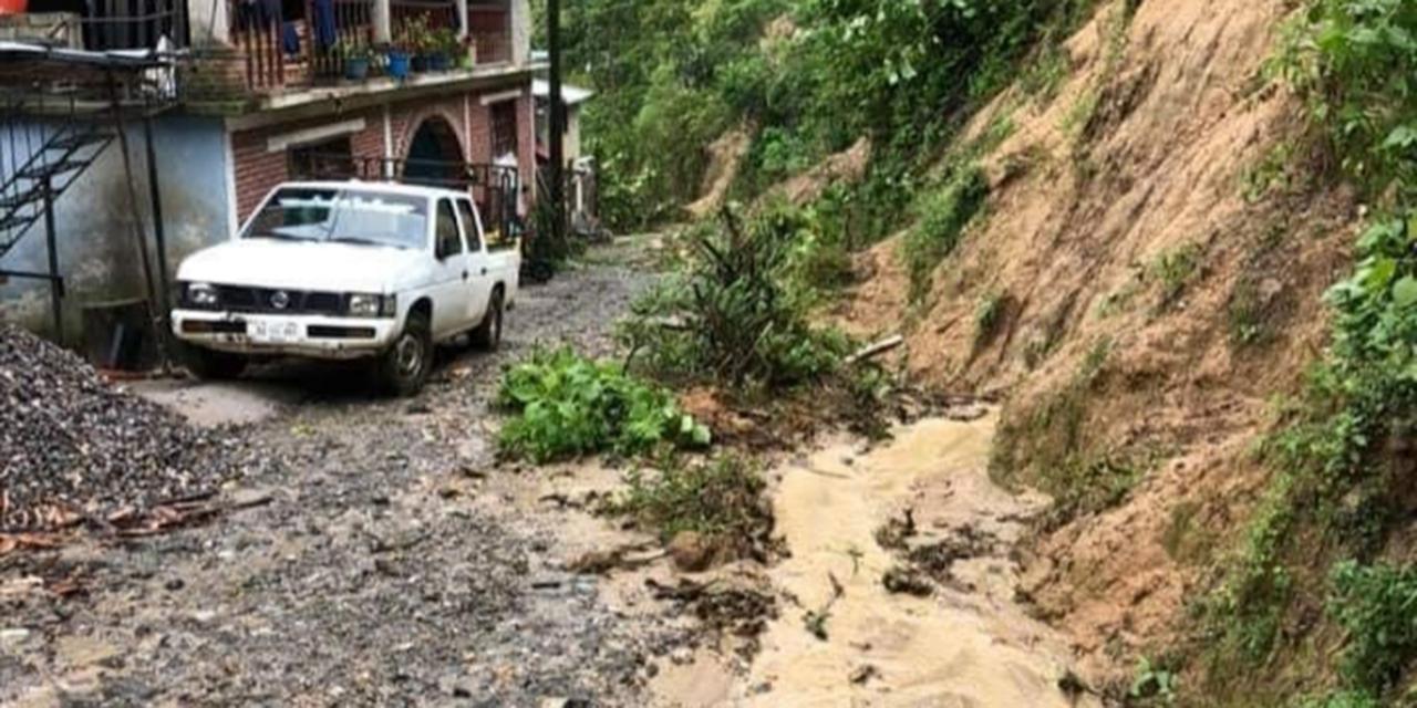 Continúan daños por lluvias en el estado | El Imparcial de Oaxaca