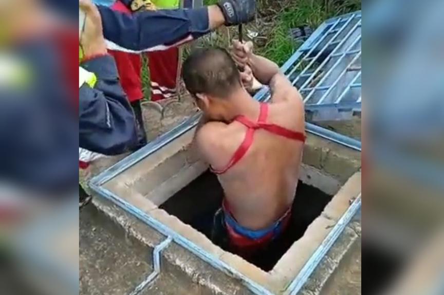 Hombre cae a un pozo en San Nicolás Quialana   El Imparcial de Oaxaca