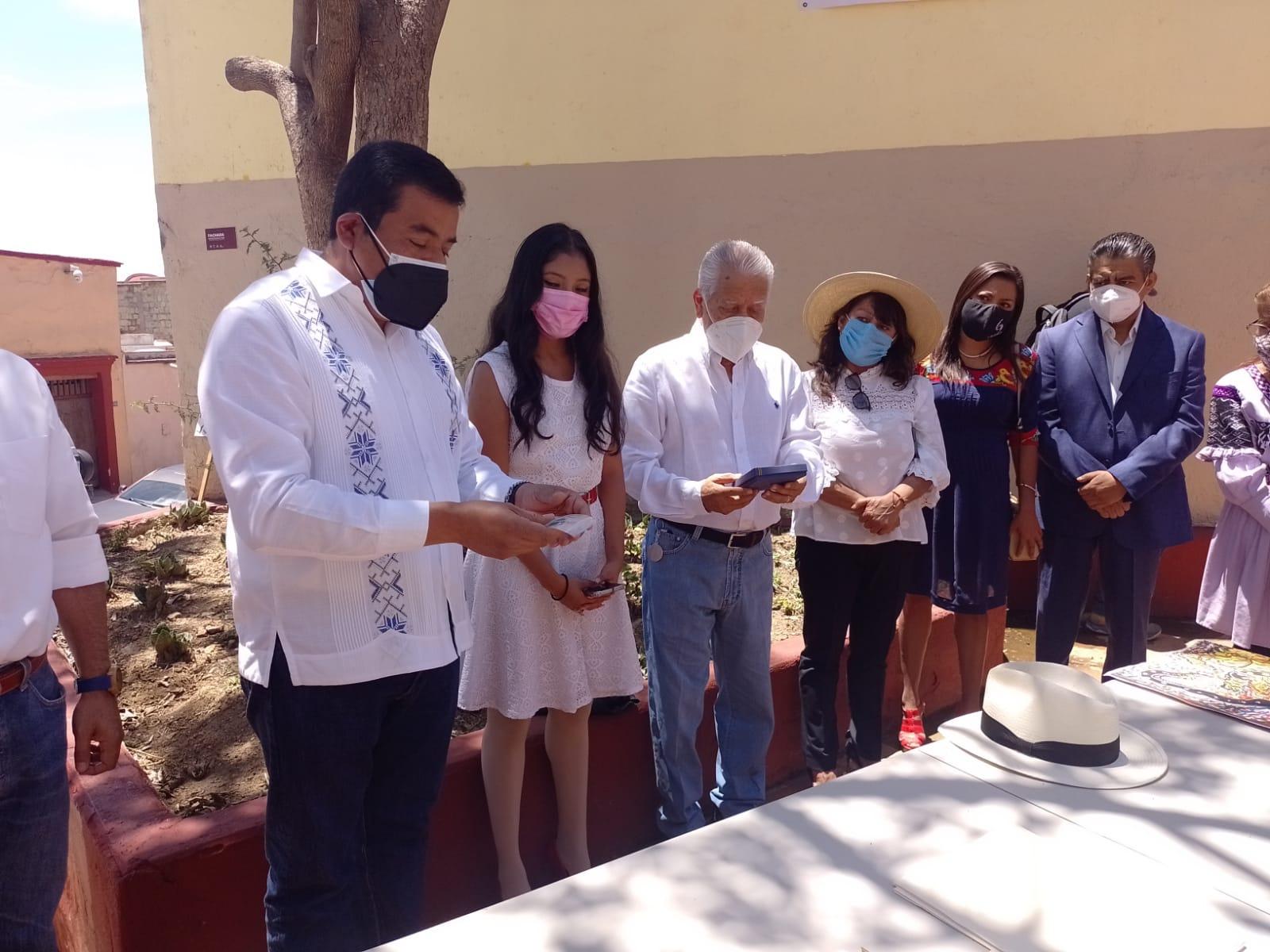 Reconocen primer lustro del cronista de la ciudad | El Imparcial de Oaxaca