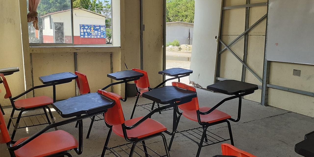 Escuelas de Salina Cruz en conflictos   El Imparcial de Oaxaca