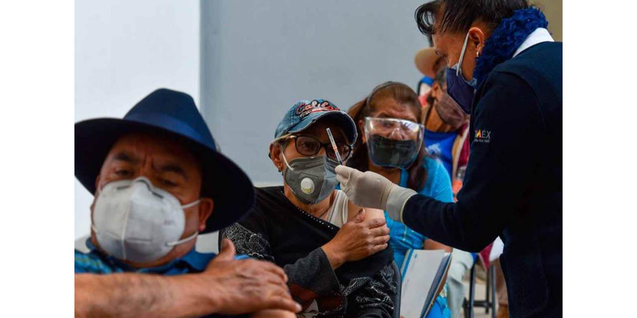Letalidad por Covid-19 bajó 30% gracias a vacunación | El Imparcial de Oaxaca