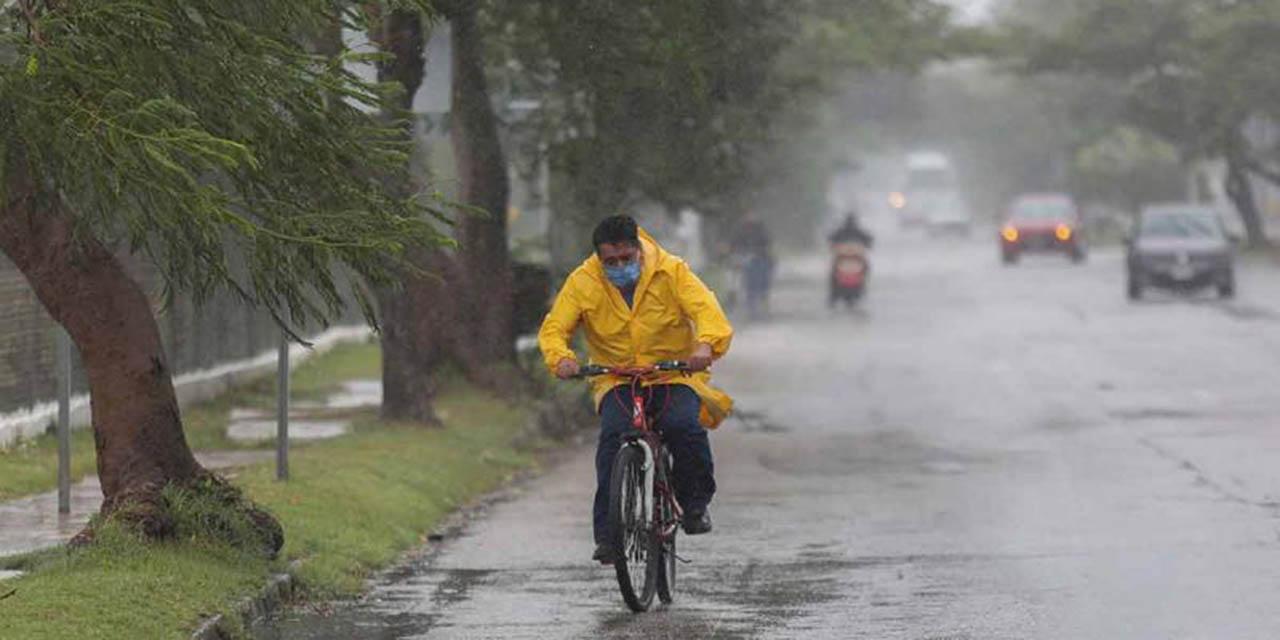 'Grace' se fortalece, tocará tierra como huracán en el sureste de México   El Imparcial de Oaxaca